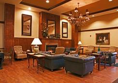 D. Hotel & Suites - Holyoke - Lobby