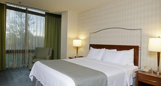 SpringHill Suites by Marriott Chicago O'Hare - Rosemont - Bedroom