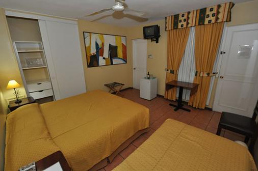 Hotel Americano - Arica - Quarto