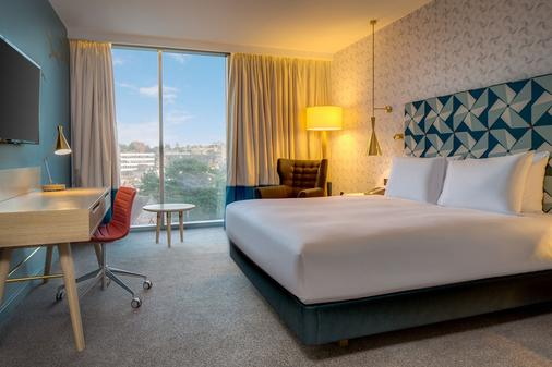 Hilton Bournemouth - Bournemouth - Bedroom