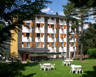 Hotel Coma-Bella - Sant Julia de Loria - Building