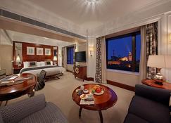 Hotel Royal Macau - Macau - Schlafzimmer