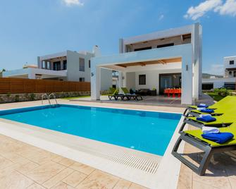 Antonoglou Beach Villas, Gennadi - Gennadi - Pool