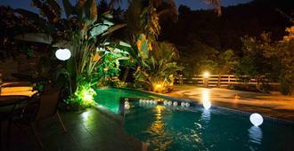 Icis Villas - Road Town - Pool