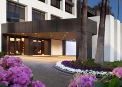 베벌리 힐스 메리어트 - 로스앤젤레스 - 건물