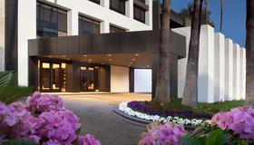 Beverly Hills Marriott - Los Ángeles - Edificio