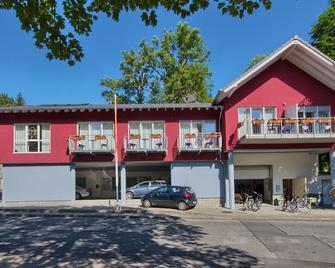 Hotel-Haller - Monschau - Building
