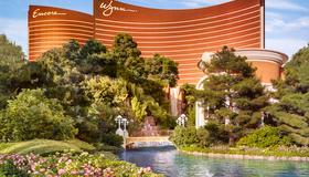 Wynn Las Vegas - Las Vegas - Rakennus