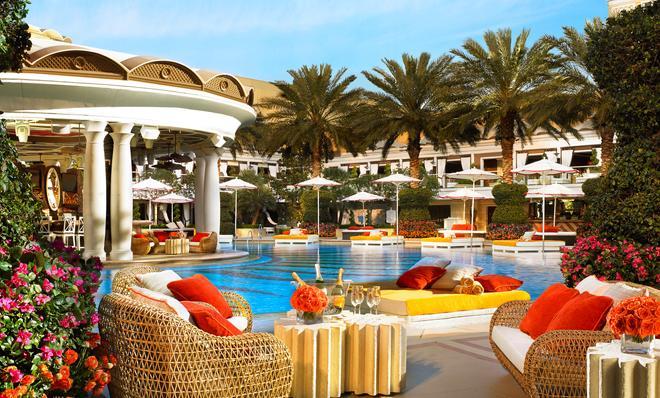 Encore at Wynn Las Vegas - Las Vegas - Bể bơi