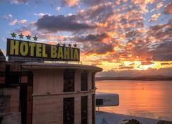 Hotel Bahia - Santander - Gebouw