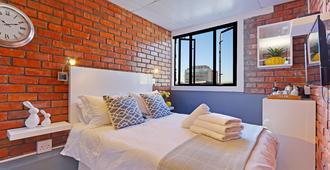 Happy Rhino Hotel - Cape Town - Bedroom