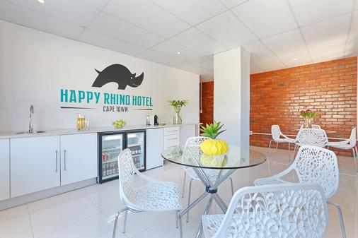 Happy Rhino Hotel - Cape Town - Lounge