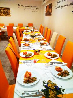 Hotel Silva - Rome - Food