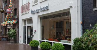 France Hotel - Amsterdam - Bygning
