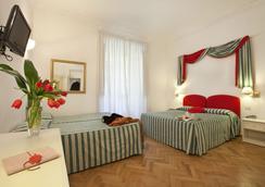 Hotel Italia - Roma - Habitación