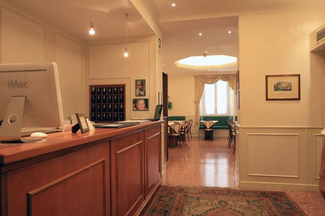 Hotel Italia - Roma - Recepción