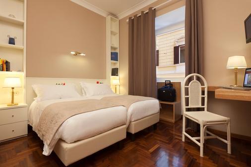 Hotel Italia - Rooma - Makuuhuone