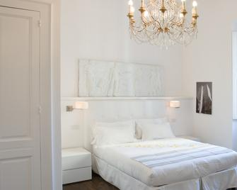 Cagliari Boutique Rooms And Suites - Cagliari - Slaapkamer