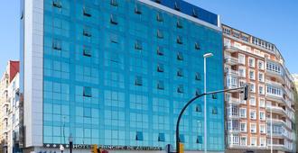 Hotel Príncipe de Asturias - Gijón - Edificio