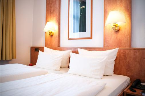 呂貝克林德霍夫酒店 - 呂貝克 - 呂貝克 - 浴室