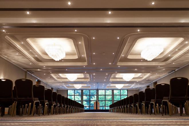 斯特拉斯堡希爾頓酒店 - 史特拉斯堡 - 史特拉斯堡 - 宴會廳