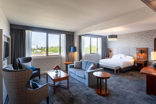 Hilton Strasbourg - Strasbourg - Phòng ngủ