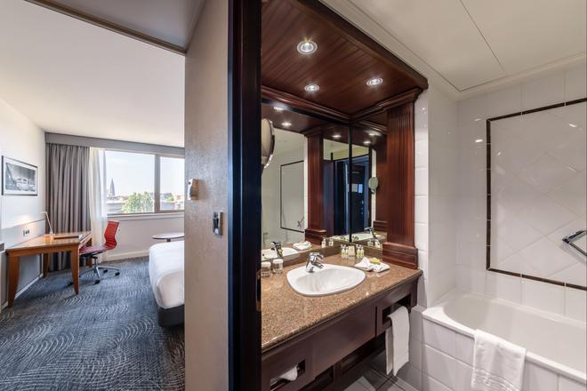 斯特拉斯堡希爾頓酒店 - 史特拉斯堡 - 史特拉斯堡 - 浴室