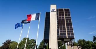 Hilton Strasbourg - Straßburg - Gebäude