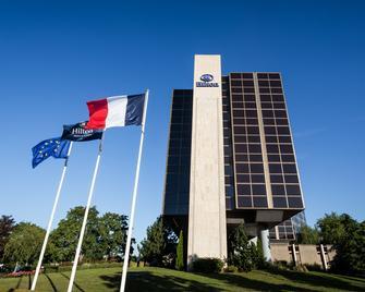 Hilton Strasbourg - Strasbourg - Building