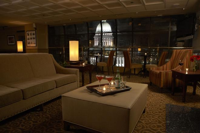 The Madison Concourse Hotel and Governor's Club - Madison - Bar