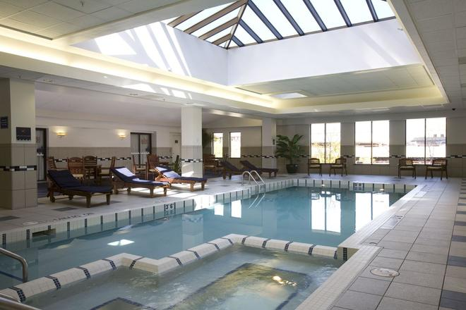 The Madison Concourse Hotel and Governor's Club - Madison - Pool