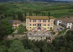 Villa Lecchi - Poggibonsi - Κτίριο