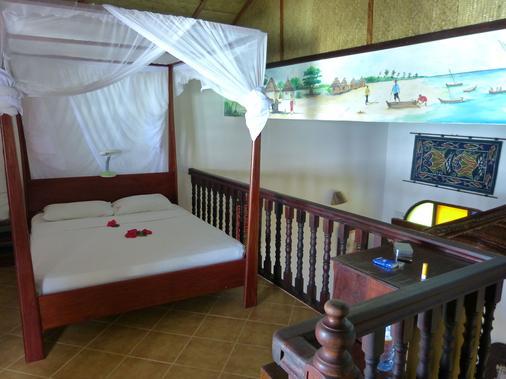 Mnarani Beach Cottages - Нунгви - Спальня