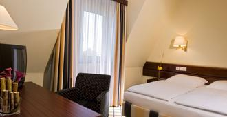 斯圖加特瑞拉科薩酒店 - 柏林 - 柏林 - 臥室