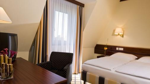relexa hotel Stuttgarter Hof - Βερολίνο - Κρεβατοκάμαρα