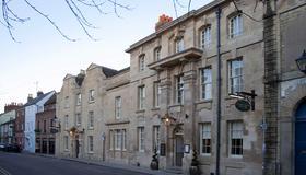 Vanbrugh House Hotel - Oxford - Toà nhà