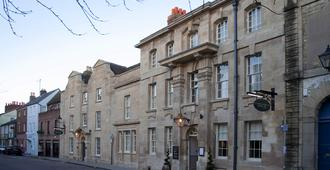 Vanbrugh House Hotel - Oxford - Bâtiment