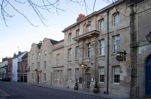 Vanbrugh House Hotel - Oxford - Building