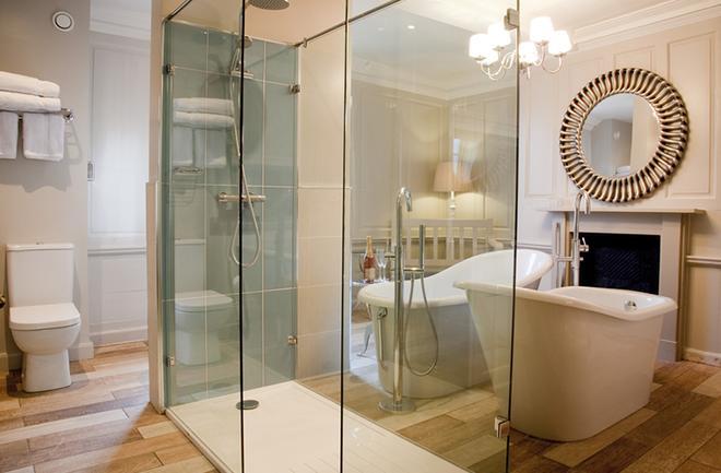 Vanbrugh House Hotel - Oxford - Bathroom