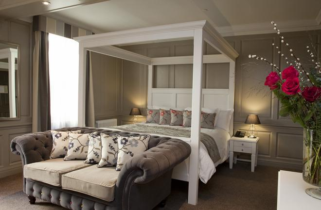 Vanbrugh House Hotel - Oxford - Bedroom