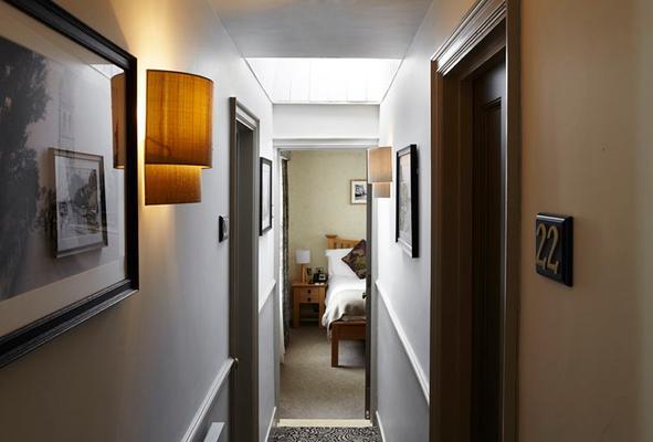 Vanbrugh House Hotel - Oxford - Hallway