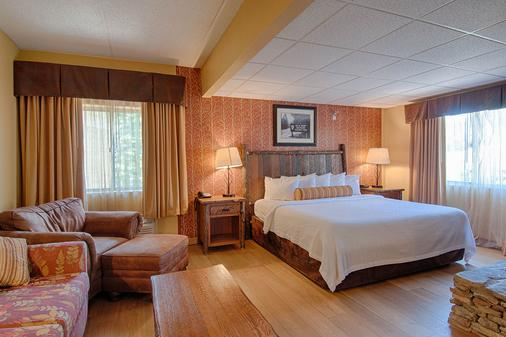 Old Creek Lodge - Gatlinburg - Makuuhuone