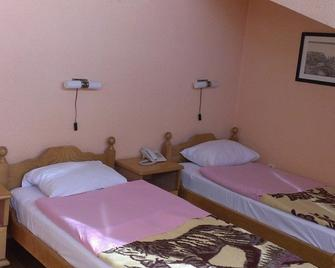Hotel Ideal - Podgorica - Slaapkamer