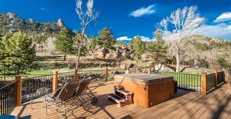 4 Seasons Inn On Fall River - Estes Park - Property amenity