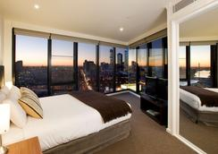 Melbourne Short Stay Apartments on Whiteman - Melbourne - Κρεβατοκάμαρα