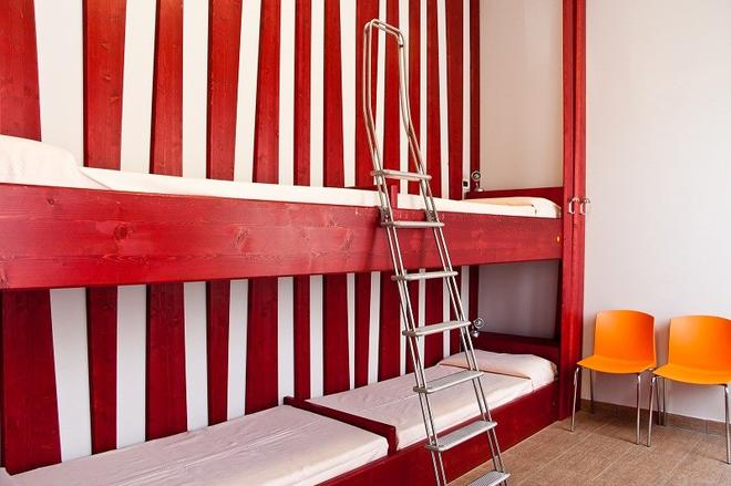 Roma Scout Center - Hostel - Rome - Bedroom
