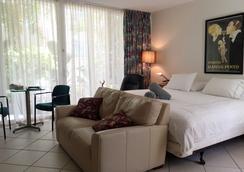 曼克頓塔公寓酒店 - 羅德岱堡 - 勞德代爾堡 - 臥室