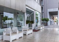 Suite Hotel Elite - Bologna - Uteplats