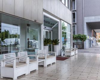 Suite Hotel Elite - Bologna - Patio
