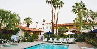 阿爾卡紮棕櫚泉酒店 - 棕櫚泉 - 棕櫚泉